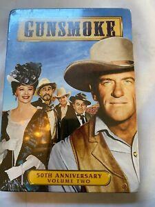 Gunsmoke - 50th Anniversary: Vol. 2 (DVD, 2006, 3-Disc Set) BRAND NEW SEALED