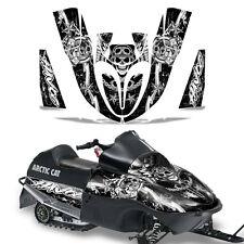 Arctic Cat Sno Pro 120 Sled Wrap Snowmobile Decal Graphics Kit 2009-2013 HAVOC W