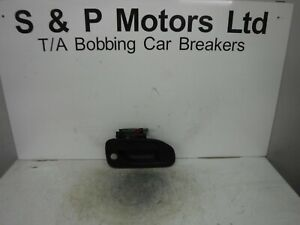 Nissan NV200 10-18 OS Driver Side Front Outer Door Handle