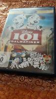 """DVD Walt Disney """" 101 Dalmatiner """" Zeichentrickfilm , wie neu"""