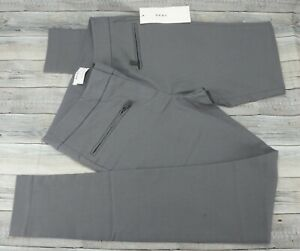🔥NEW! DKNY Slim Stretch Mid Rise Skinny Fit Ankle Women Graphite Pant🔥