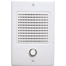 NuTone Door Speaker in White Finish NDB300WH