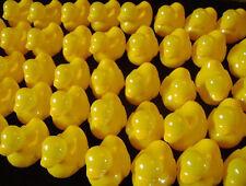 Bains et accessoires capes de bain jaunes pour bébé