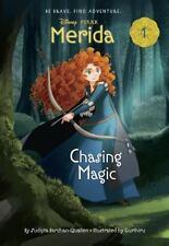 Merida #1: Chasing Magic Disney Princess A Stepping Stone BookTm