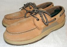Sperry Top-Sider youth boys boat shoes, sz. 6M