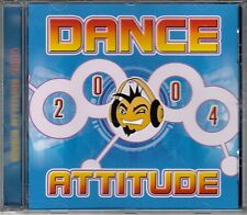 CD ALBUM  *DANCE ATTITUDE 2004* (DANCE MUSIC)