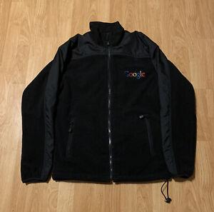 Google Fleece Jacket Size Men's XS