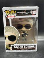 Funko Pop! Movies - Terminator: Sarah Connor #818 Brand New! Mint