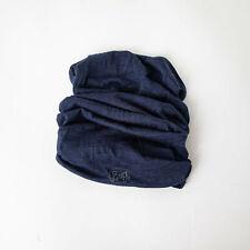 Buff Lightweight Merino Wool Multifunctional Headwear: Denim One Size