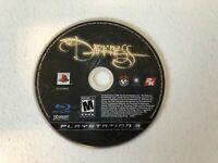 The Darkness - Playstation 3 PS3 - Cleaned & Tested