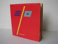 Electric Light Orchestra 1986 Balance Of Power Cbs Promo Notepad Elo Jeff Lynne