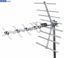 Philex Slx 32 elemento de alta ganancia 4G Ready TV antena de televisión digital Freeview