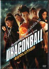 DRAGONBALL DRAGON BALL EVOLUTION - DVD NUOVO!