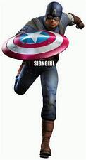 Captain America The Incredible Avenger Fathead Wall Sticker Decal Kids Decor