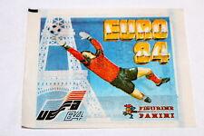 PANINI EM EURO 84 1984 – 1 X BUSTA BUSTINA packet sobre POCHETTE vers. Yugoslavia