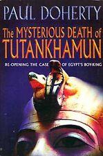 Tutankhamen Mysterious Death Murder Amarna Father-in-Law Ay? Wife Ankhesenamun?