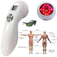 Cold Laser LLLT Powerful Handheld Pain Relief Laser Therapy Device *GUARANTEED*