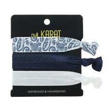 "Null Karat by schmuckrausch Armband/ Haarband ""Paisley"""