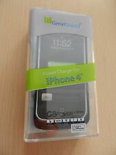 Power Pack Extern Akku GreatShiel G8 Ladegerät Cover Batterie Apple iPhone 4 4S