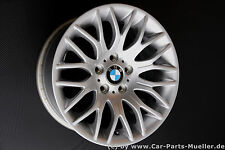 5 5er BMW E60 E61 Alufelge Felge Rad Kreuzspeiche 144 wheel Jante Ruota Rueda 17