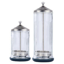 Barbicide Small / Large Disinfecting Jar Disinfectant Glass Bottle