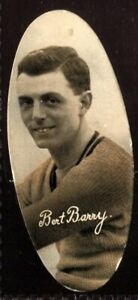 Tobacco Card, Carreras, POPULAR PERSONALITIES, 1935, Bert Barry, #57