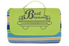 BOOT BLANKETS New Modern Waterproof Picnic Blanket/Rug