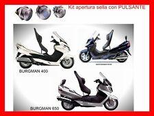 APERTURA SELLA con PULSANTE ELETTRICO per tutti i modelli BURGMAN 200 400 650