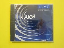 WEA 1999 Promo Holiday Sampler Tori Amos Red Hot Chili Peppers New Sealed CD