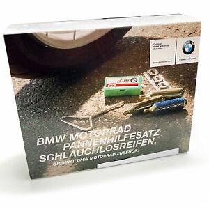 BMW Motorrad Compact / Travel Tubeless Tyre Puncture Repair Kit 71112447552