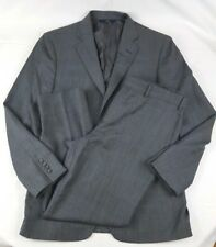 BROOKS BROTHERS 346 Fitzgerald fit Mens 2 Piece Suit Gray Size 41R / W36