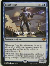 Magic Commander 2014 - 1x  Frost Titan - Mythic
