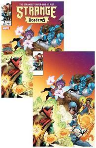 Strange Academy #7 Todd Nauck Variant Set X-Men Cover Swipe Dr Strange Pre-order