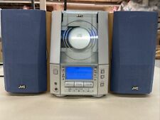 Jvc Compact Component System Fs-V30 Book Shelf Cd, Fm/Am, And Tape Deck Stereo