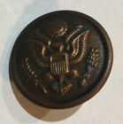 Scovill Mfg Co Waterbury Military Coat Button civil war button free shipping usa for sale