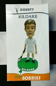 Kildare GAA (Brand New in Box) Hurling Bobblehead