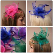 Unbranded Feather Clip Fascinators for Women