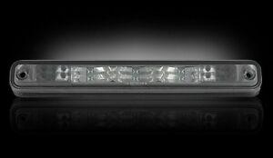 RECON SMOKED LED THIRD 3RD BRAKE LIGHT LENS FOR 94-98 GMC C1500 C2500 C3500