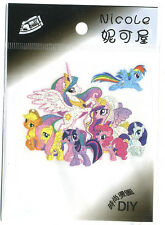 My Little Pony Iron on Transfer Kid's BRAND NEW WITH RETAIL PACKAGING