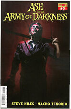 ASH and the ARMY OF DARKNESS #6, VF/NM, Bruce Campbell, 2014, more in store, AOD