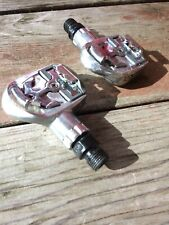 Vintage VP 161 clipless cycling pedals