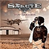 Salute - Toy Soldier (2009)  CD  NEW/SEALED  SPEEDYPOST