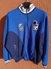 Maglia Jacket Italia Football Team Nike Vintage Italy Size L