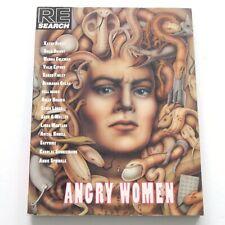 RE/SEARCH 1991 Research #13 Performance Art Annie Sprinkle Diamanda Galas Book