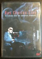 Ray Charles with the Edmonton Symphony DVD