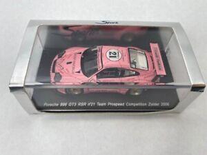 1/43 Spark Porsche 996 GT3 RSR 2006 Pink Pig
