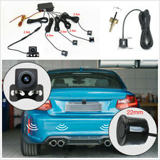Car Rear View Camera + Reversing Radar HD Night Vision Fit For IPhone/Android