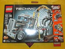 LEGO Technic Logging Truck (9397) - New & Sealed but box damaged