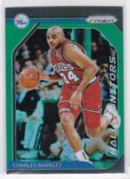 2018-19 Charles Barkley NBA Panini Hall Monitors Prizm Card