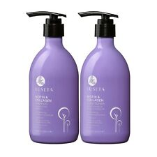 Luseta Biotin and Collagen Shampoo and Conditioner Set (2 x 16.9 oz.)